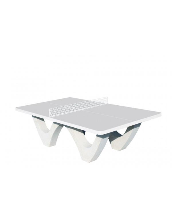 Table De Ping Pong En Pierre
