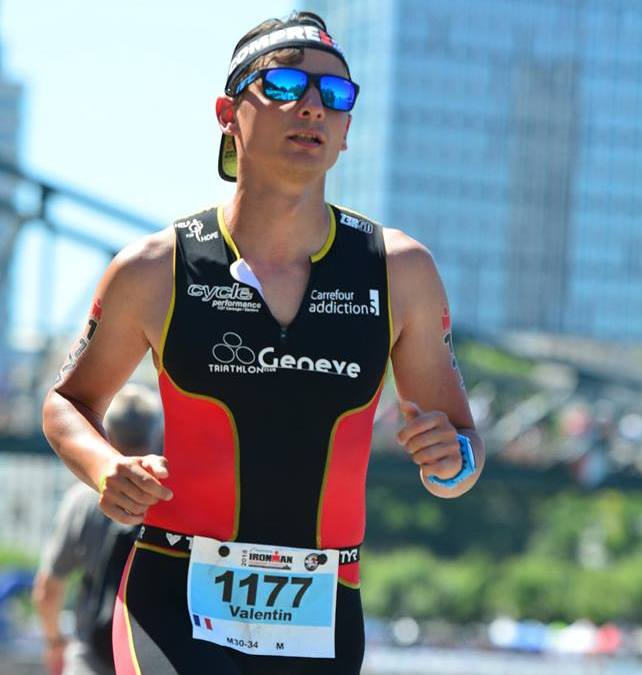 Become an Ironman like Valentin Desquiens