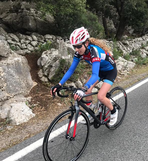 Rebecca Beti sélectionnée pour les Championnats d'Europe 2019 à Weert (NL)