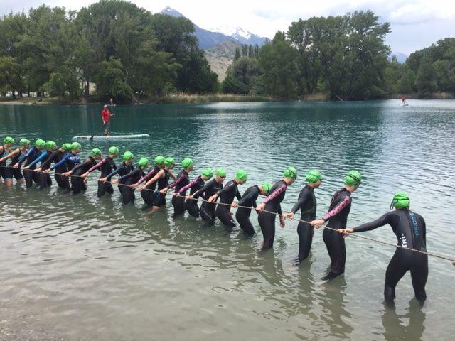 Nos jeunes au triathlon de Sion pour la Youth League et National League et à la Regio Cup de Vevey