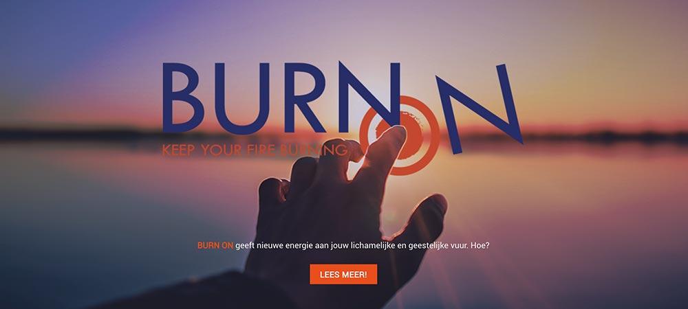 Webdesign-burnon