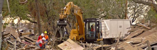 Slider Main – Services: Emergency Management