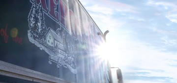 Image of the Smokehouse truck - click hear to read Our Story.