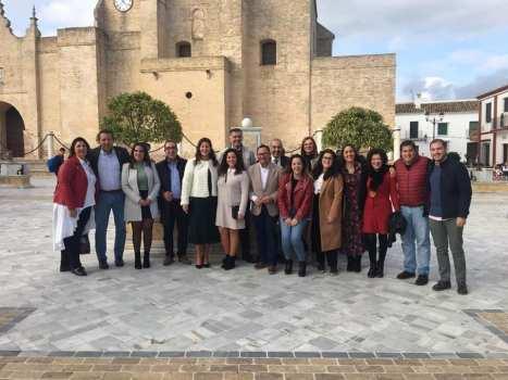 Asamblea Comarcal, Caminos de Huelva1