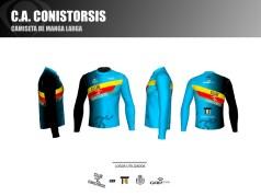 camiseta conistorsis