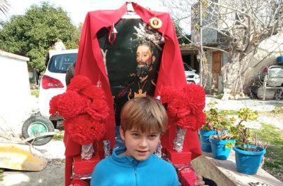 triguereños en Mallorca celebran San Antonio Abad