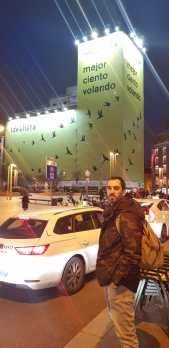 El triguereño en Madrid