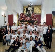 Hermandad de la Borriquita Trigueros4