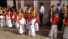 Hermandad de la Borriquita Trigueros5