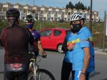 El Club de Atletismo Conistorsis de Trigueros organiza una jornada para limpiar la zona de La Barranca3