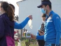 El Club de Atletismo Conistorsis de Trigueros organiza una jornada para limpiar la zona de La Barranca4