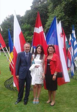 Graduación Master, Varsovia 2015