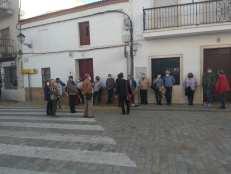 Las calles de Trigueros respiran literatura