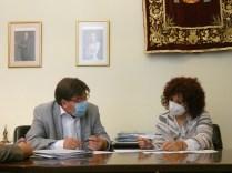 María Eugenia Limón visita Trigueros22