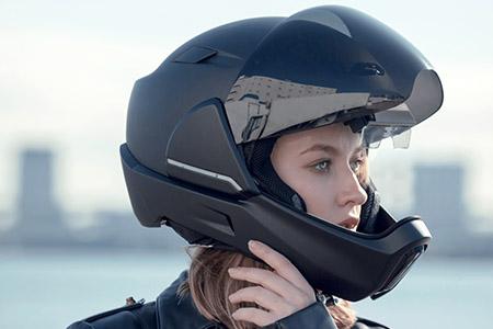 Best Plus Size Women's Motorcycle Helmet
