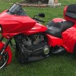Trikes By Rodney Motorcycle Trike Conversion Zanesville Ohio