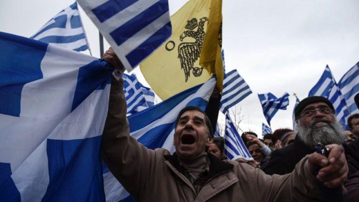 Η Γερμανία θέλει ανεξάρτητη Μακεδονία με έξοδο στο Αιγαίο – Ιταμή πρόκληση: «Οι αρχαίοι Μακεδόνες δεν ήταν Έλληνες – Αυτός είναι ο χάρτης» - Εικόνα0