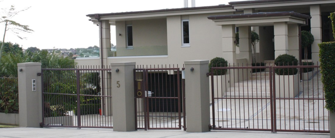 Residential Gate - Gate Auckland