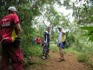 Trilha a Pé visita Ilha de Itacuruçá
