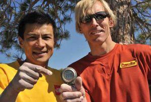 Hans Florine e Yuji Hirayma batem próprio recorde de escalada em velocidade no The Nose