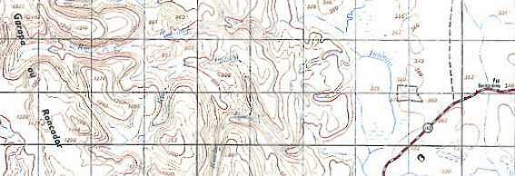 Mapas e Cartas