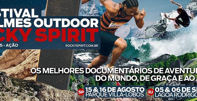 Rocky Spirit – Cinema de Aventura ao Ar Live