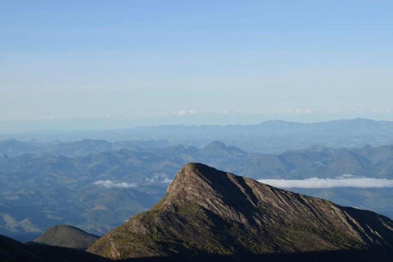 Pico do Cristal - Parna Caparaó (MG/ES) » Minas Gerais