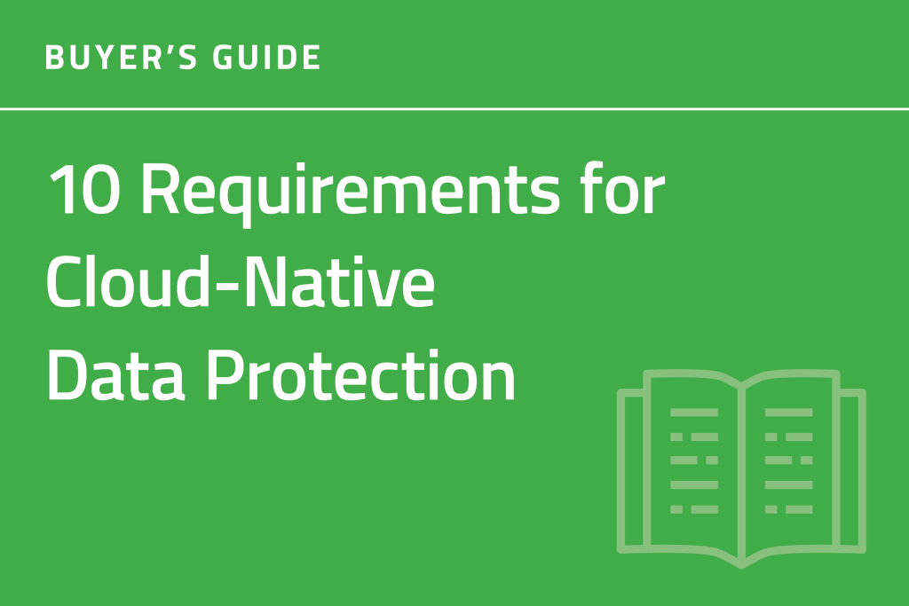 Cloud-Native Data Protection