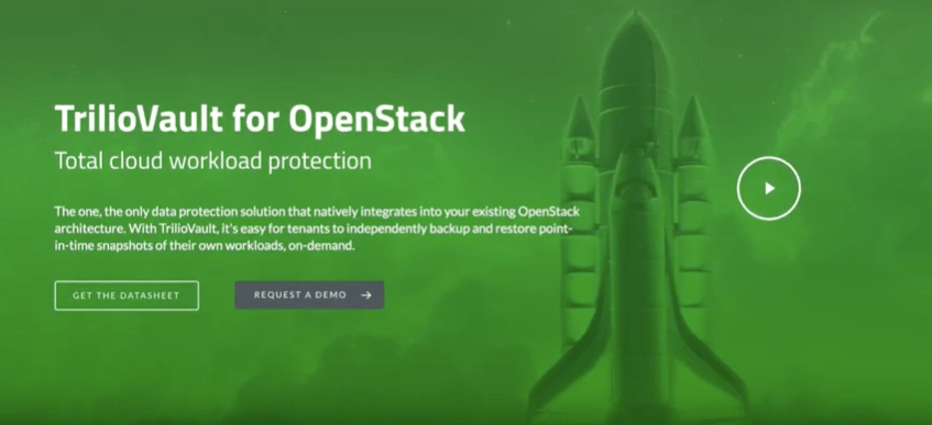 TrilioVault for OpenStack