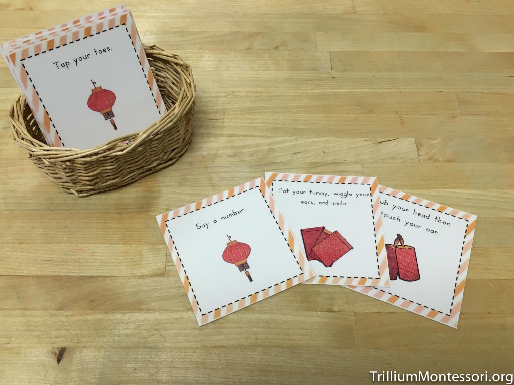 Chinese New Year Preschool Activities