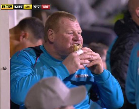 Sutton United could have used Wayne Shaw today