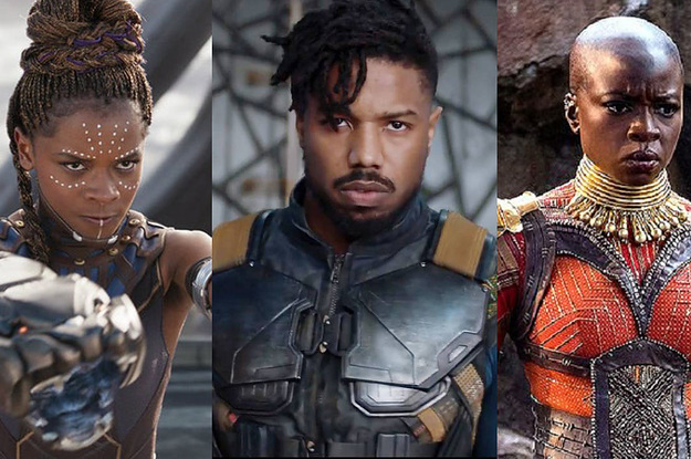 VIDEO Black Panther Cast Answers Would You Rather