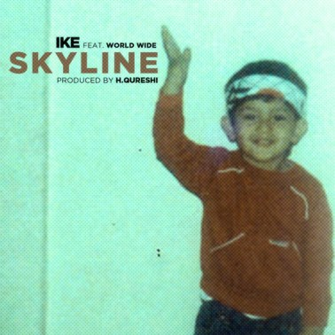 Ike (ft. Worldwide) - Skyline (Audio)
