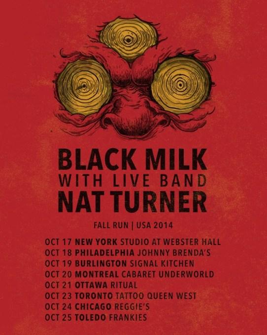 black tour
