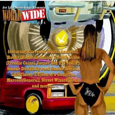Jet Life - World Wide Hustlers (Mixtape)
