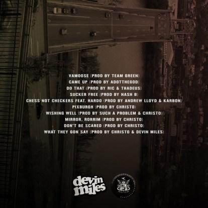 Devin Miles - P I X B U R G H (Album Stream)