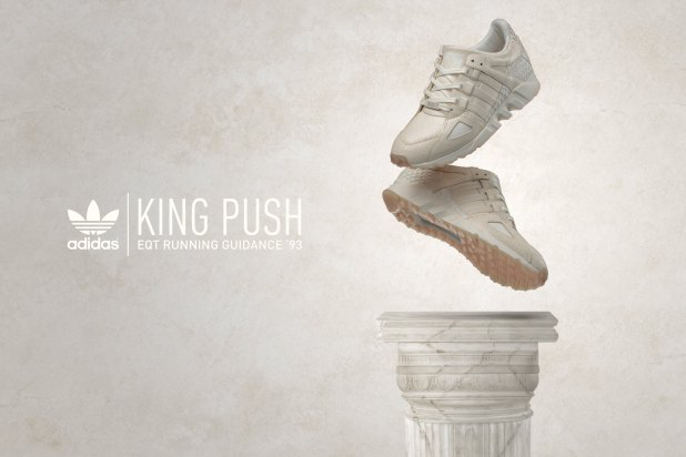 Pusha T x EQT Guidance '93 adidas #1