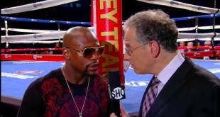 Floyd Mayweather Calls Out Manny Pacquiao (Video)
