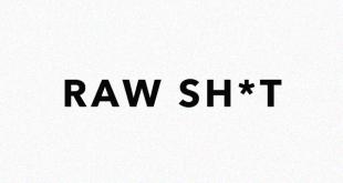 MAHD - Raw Sh*t (Audio)