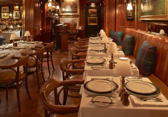 Ralph Lauren opens the Polo Bar for business 2