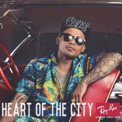 Rey Res - Heart of The City (Album Stream)