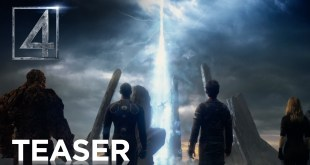 Fantastic Four Official Teaser Trailer