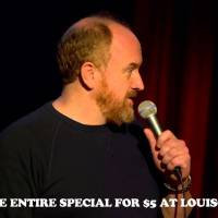 Louis C.K. gives the fans his new stand up + Open Letter