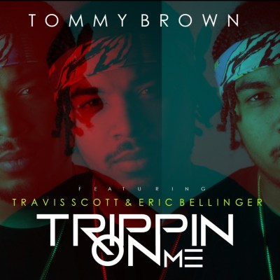 Tommy Brown ft. Travis Scott x Eric Bellinger - Trippin On Me (Audio)