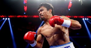 Manny Pacquiao Not Concerned with Floyd Mayweather