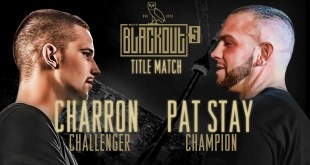 Rap Battle - Pat Stay vs Charron (Title Match)