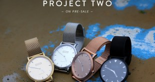 The Launch of Project 2 Watches