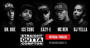 Straight Outta Compton - Official Trailer