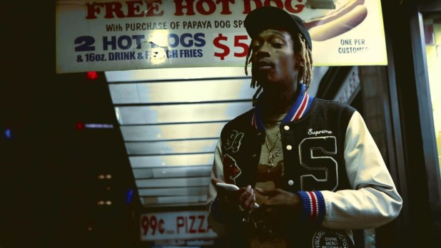 Wiz Khalifa - Good For Us (Video)
