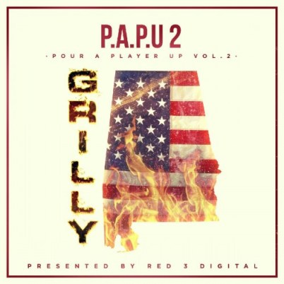 Grilly - Pour A Player Up Vol. 2 (Mixtape)